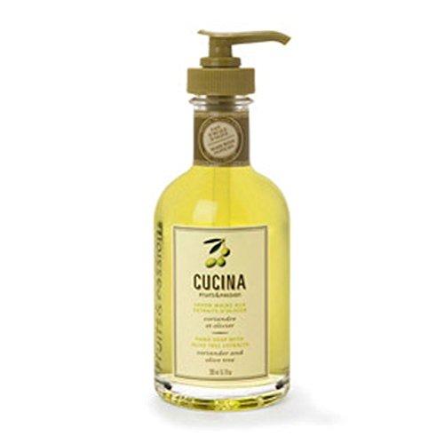 Fruits & Passion Cucina Coriander & Olive Tree Hand Wash Soap 6.7oz