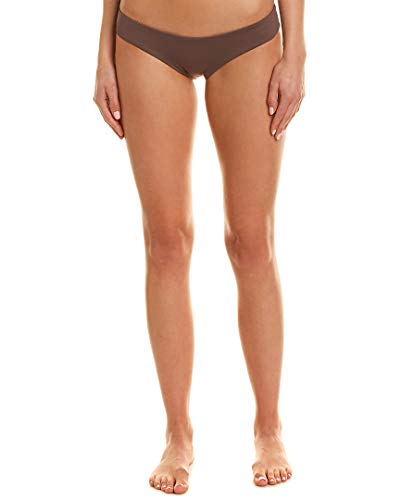 LSpace Women's LSolids Hipster Bikini Bottom Dusty Pearl - Pearl Solids Hipster