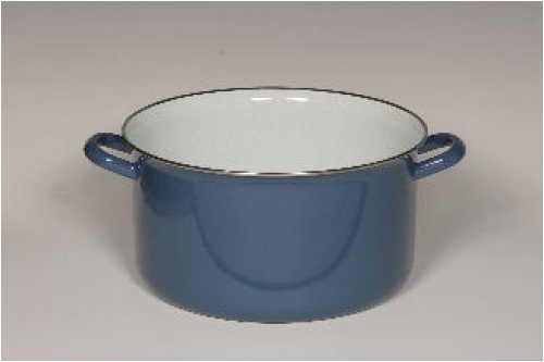 Riess  0162-006 Classic - Special Articles Casserole to Boil Down, Diameter-28, 8 Litre Black