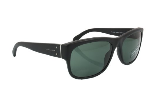 Polo PH4072 Sunglasses-528471 Matte Black (Green Lens)-57mm