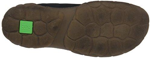 El Naturalista Heren N5083 Aangename Schildpad Enkellaars Zwart