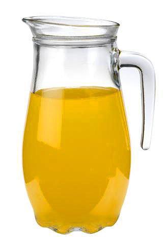 Luminarc 'Mirage' 54 Oz Beverage Pitcher, Juice, Iced Tea, W