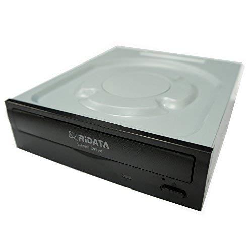 Ridata Super Black 16X SATA Internal CD/DVD/RW DVD DL Dual Layer Optical Disc Drive Burner Recorder