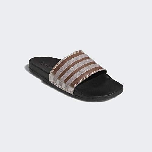 adidas adilette sandals rose gold
