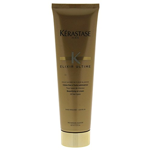 Ultima Body Care - Kerastase Elixir Ultime Beautifying Oil Cream, 5 Ounce