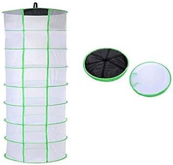 Malla de secado colgar red de secado 8 niveles Dry estante by Paladin NLH