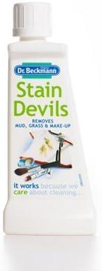 Dr Beckmann Stain Devils, Elimina barro, hierba, Maquillaje, Paquete de 6
