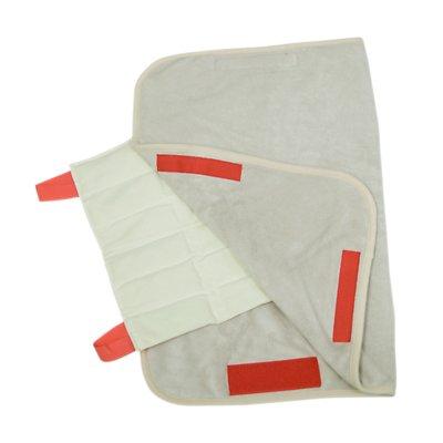 Relief Pak 11-1366-12 Hotspot Moist Heat Pack Cover, All-Terry Microfiber, Standard, 20'' x 24'' (Pack of 12)