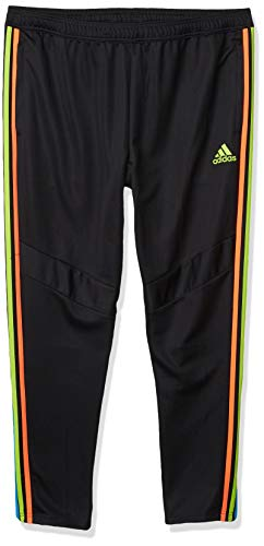 adidas Men's Tiro 19 Training Pant Black/Solar
