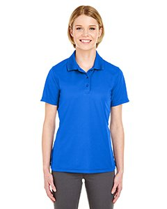 Ultraclub Ladies Cool & Dry Mesh Piqué Polo 8210L -Royal S ()
