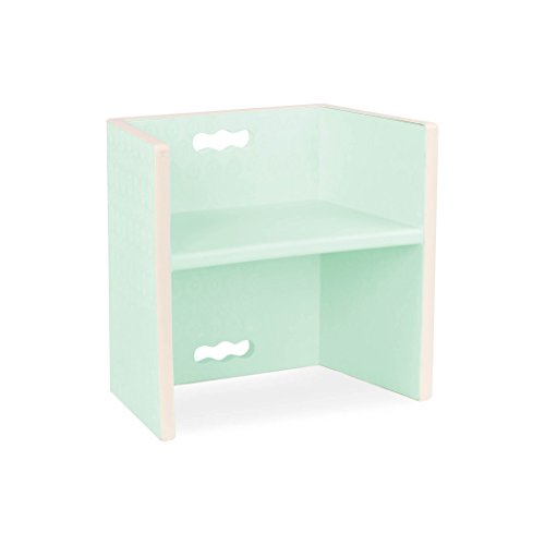 (B. spaces by Battat - Chair Stair – 3-In-1 Step Stool – Mint)