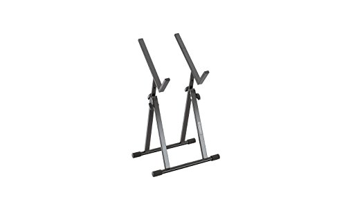 K&M Stands 28101.000.55 Monitor stand - black by K&M Stands