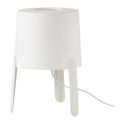 Ikea tvärs lámpara de mesa futuristisches Diseño Nuevo a partir de 2017: Amazon.es: Iluminación