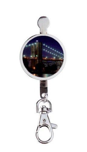Llavero USA Brooklyn: Amazon.es: Equipaje
