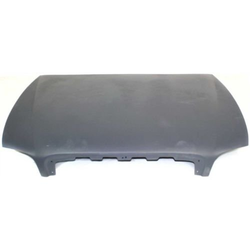 Make Auto Parts Manufacturing - PARK AVENUE 97-05 HOOD, w/o Ornament Hole, Fiberglass, Ultra Model - (Buick Hood Ornament)