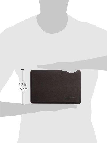 AmazonBasics Foam Yoga Blocks - 4 x 9 x 6 Inches, Set of 2, Black by AmazonBasics (Image #7)