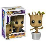 Kyпить Funko POP! Marvel: Dancing Groot Bobble Action Figure на Amazon.com