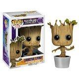 Funko POP! Marvel: Dancing Groot Bobble Action Figure -