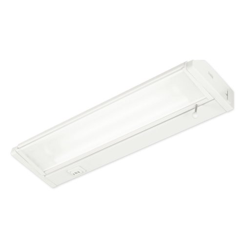 Good Earth Lighting 12-inch Xenon Convertible Under Cabinet Light Bar - White 12 Inch Xenon 2 Light