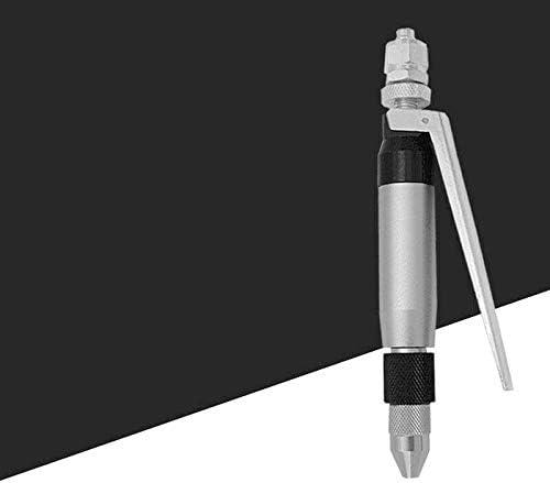 WELLVEUS My-s10 Manual Dispensing Gun Thimble Precision Dispensing Valve Pen Pneumatic Dispenser for Low Viscosity