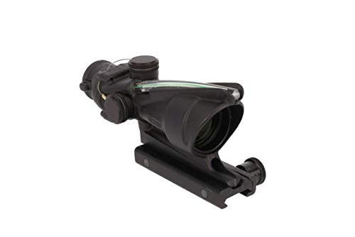 Trijicon ACOG 4x32 Scope, Dual Illuminated Green Chevron for sale  Delivered anywhere in USA