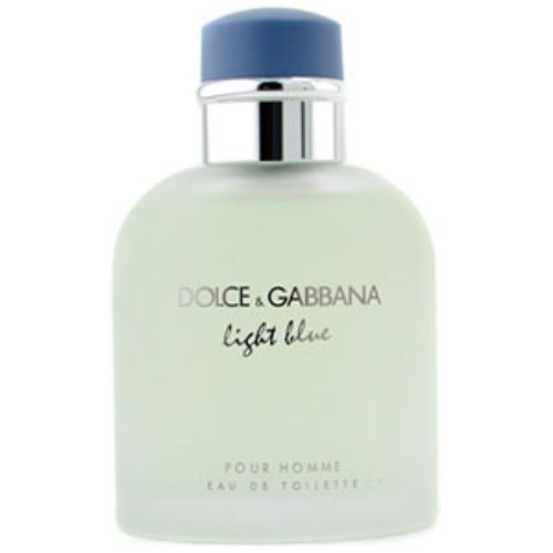 Dolce & Gabbana * Light Blue * Cologne Men * 4.2 Oz * D&g * NEW Tester with CAP the Best Gift for Special Day Fast Shipping Ship Worldwide From Hengheng Shop