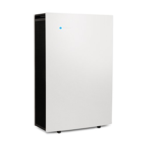(Blueair Pro L Air Purifier, Professional Allergy, Mold, Smoke and Dust Remover, High Performance for Office, Workspace, Homes, White)