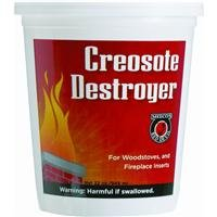 MEECO'S RED DEVIL 25 2-Pound Creosote Destroyer by MEECO'S RED DEVIL