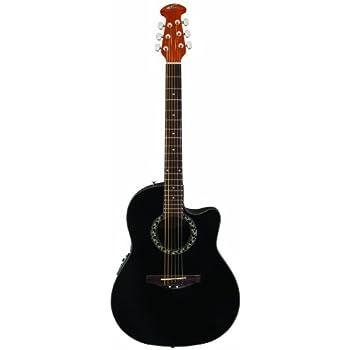 Amazon.com: Ovation AB24A-4 Acoustic Guitar, Applause Balladeer ...