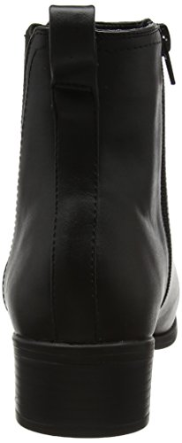 Peaky Black Head Para Botas black Heels Over Mujer Chelsea EEwA7prq