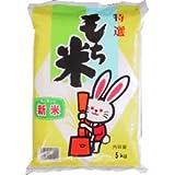 【精米】山形県産 白米 無洗米(袋再利用) 白米 もち米 ヒメノモチ 5kgx2袋 平成30年産 新米