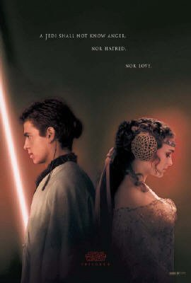 Star Wars: Episode II - Attack Of The Clones - Movie Poster: Teaser (Size: 27'' x 40'')