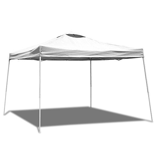 Outdoor Portable Canopy Shade White