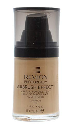 PhotoReady Airbrush Effect by Revlon 004 Nude
