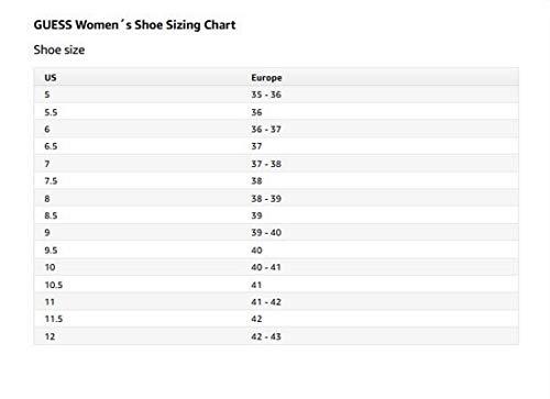 GUESS Ganessa Sneaker para mujer