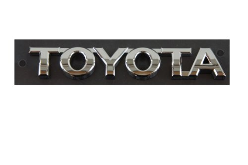 (TOYOTA Genuine Accessories 75471-04030 Emblem)