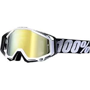 Racecraft Goggles With Mirror Lens