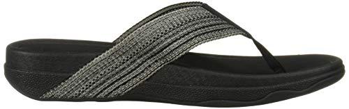 FitFlop-Men-039-s-Surfer-Freshweave-Sandal-Choose-SZ-color thumbnail 8
