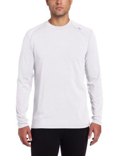 tasc Performance Carrollton Long Sleeve T-Shirt, White, - White Chance T-shirt