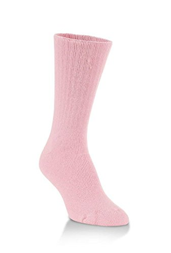 World's Softest Men's/Women's Classic Collection Crew Socks,Blossom (Blossom Socks)