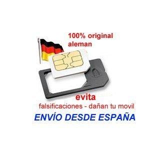 MicroSIM Adaptador Original fabricado en Alemania para ...