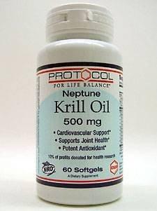 Neptune Huile de Krill