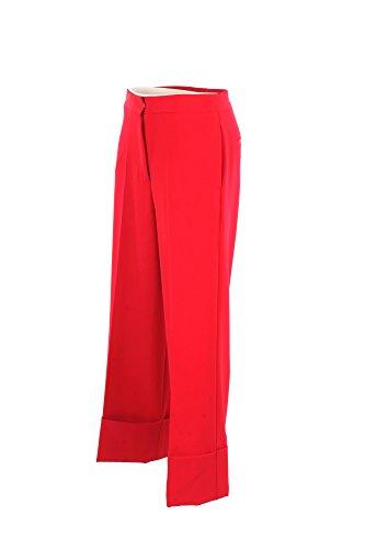 Pantalone Donna Vicolo M Rosso To0027 Primavera Estate 2017