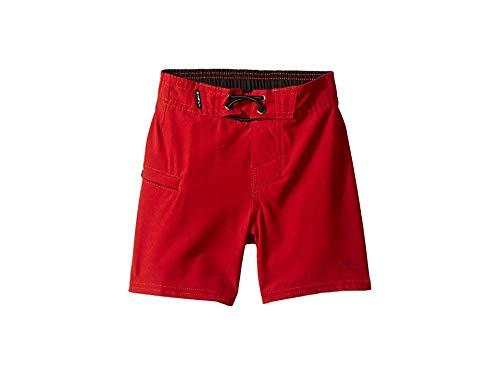 O'Neill Kids Baby Boy's Hyperfreak Lifeguard Swim Shorts (Toddler/Little Kids) Red X-Large