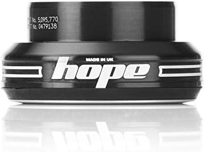 Hope ヘッドセット上部、EC34/30 ブラック