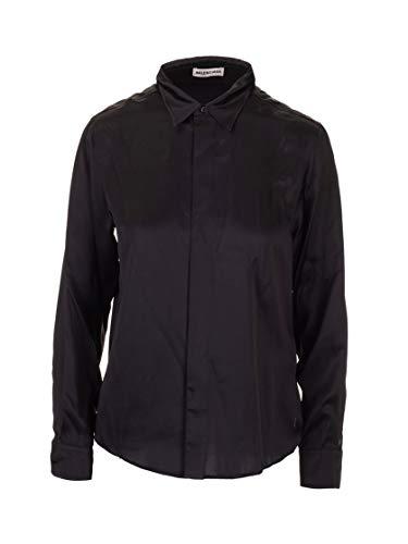 Balenciaga Luxury Fashion Womens 596133TGN031000 Black Shirt   Fall Winter 19