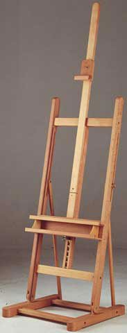 Mabef Artists Plus Studio Easel M/7D by Mabef