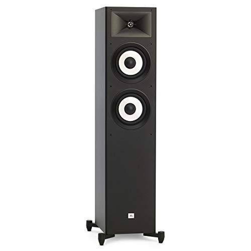 - JBL Stage A180 (Black) Floorstanding Speaker (Single Speaker)