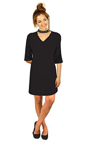 Vestido Negro Ger