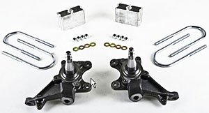 Toyota Lowering Kits - Belltech 444 Lowering Kit